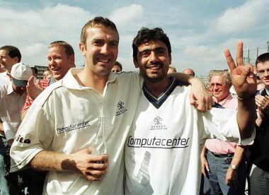 Partnerships: Saqlain & Salisbury