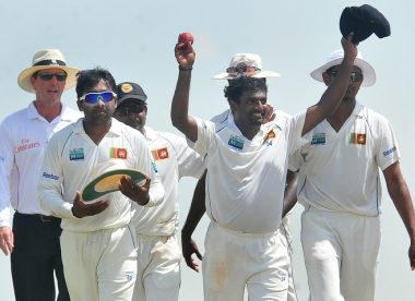 The Definitive: Muttiah Muralitharan