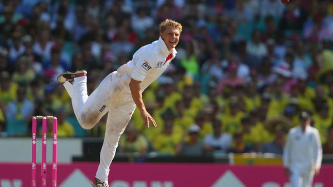 England And The Leg-Spinner: A Terribly Awkward Romance