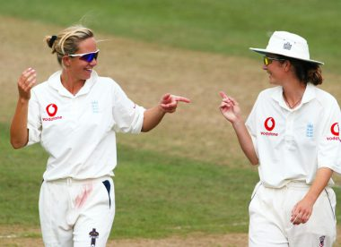 Partnerships: Clare Connor & Charlotte Edwards