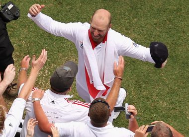 The Definitive: Matt Prior