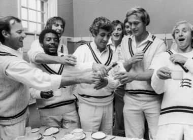 County Dynasties: Middlesex 1976-1985