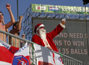 A Cricket Fan's Christmas
