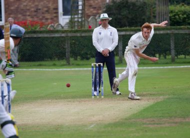 Club cricket news: Earth-shattering collapse, double hat-trick & more