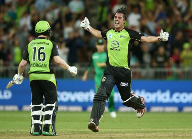 Morgan Hails BBL As World's Best