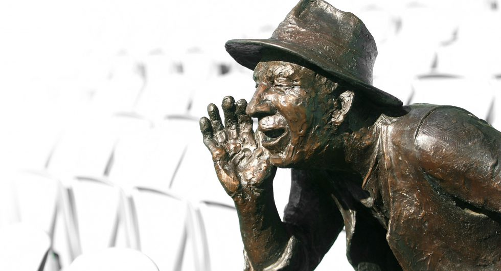 Stephen Harold Gascoigne Bronze Sculpture
