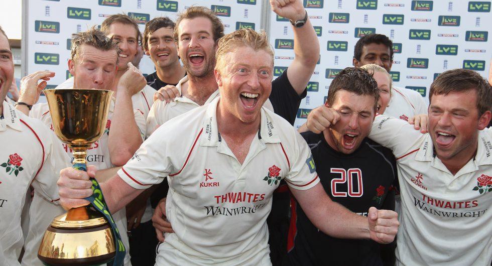 The Definitive: Glen Chapple | All Out Cricket | Jo Harman