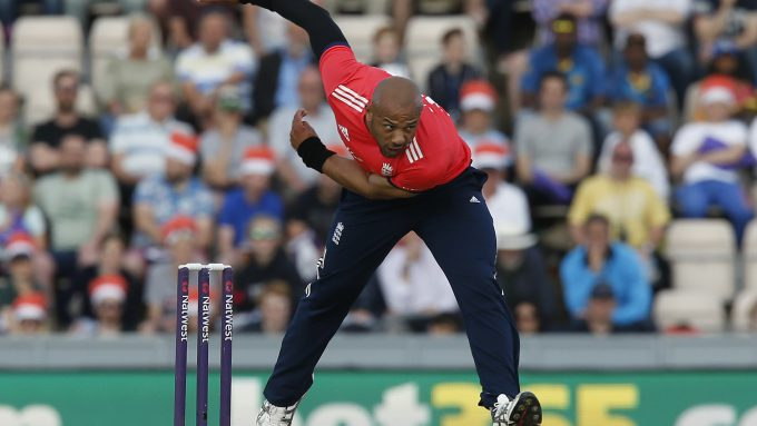 How To Bowl Slower Balls With Tymal Mills