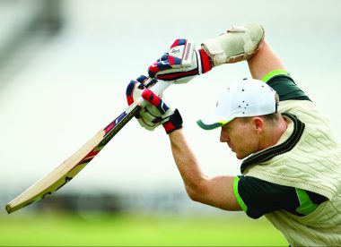 Facing The New Ball With Chris Rogers
