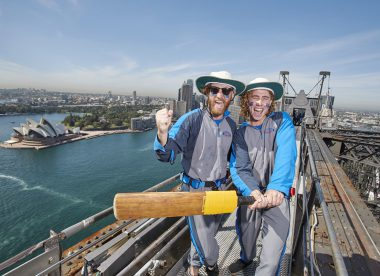 BridgeClimb Sydney: The Ultimate Test