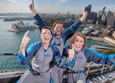 Win! A double pass to climb to the top of the Sydney Harbour Bridge