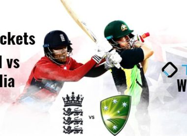 Win! Two tickets to England v Australia T20