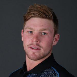 New Zealand cricketer