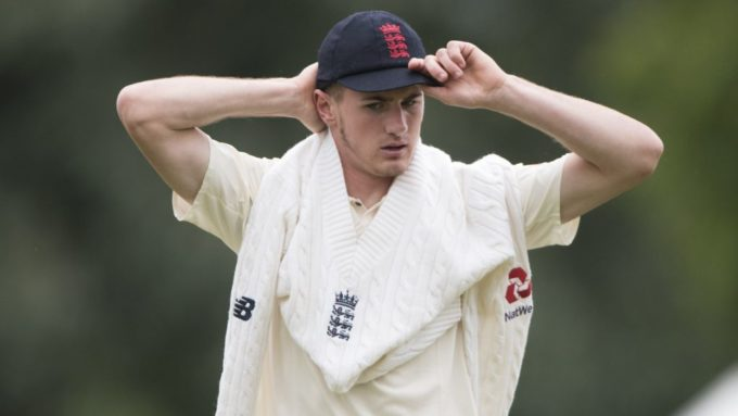 Who is England Ashes newbie George Garton?