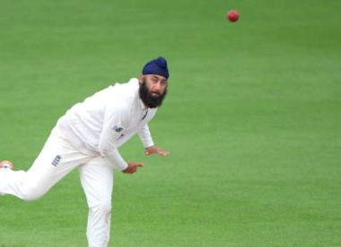 Amar Virdi takes four for England Lions