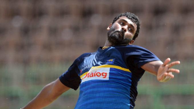 Thisara Perera named Sri Lanka one-day captain