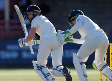 How to play a women's Test – Charlotte Edwards
