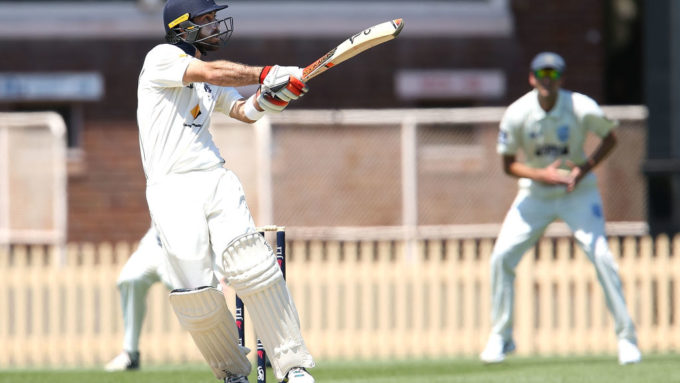 Glenn Maxwell nudges Australia selectors with maiden double century