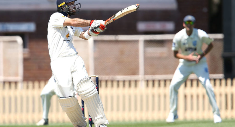 Glenn Maxwell Double Hundred