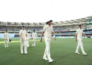 Ashes Brisbane Test