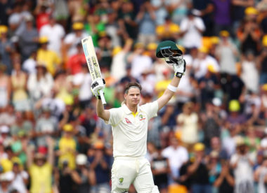 Advantage Australia as Smith's resilience empowers host's bowlers - day 3 report