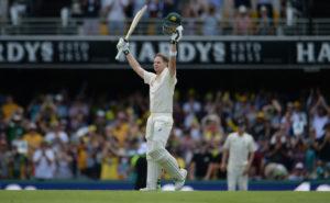 Steve Smtih Hundred Ashes Brisbane