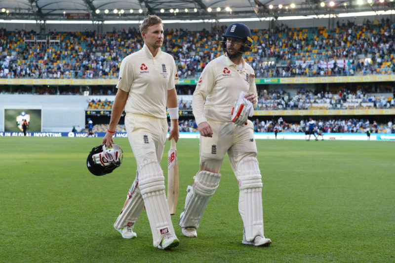 Day Three Ashes Report