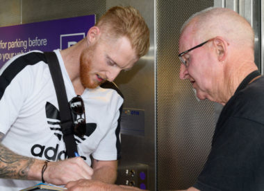 Ben Stokes signs for Canterbury