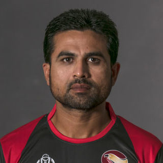 United Arab Emirates cricketer