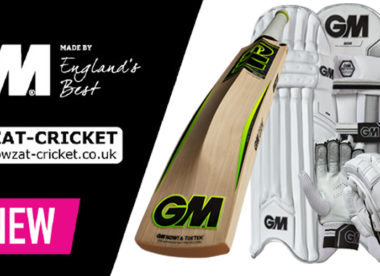 Win! GM Zelos bat, pads & gloves set