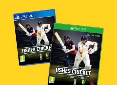 Win! Ashes Cricket video game for PS4 & Xbox One