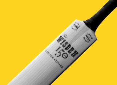 Win! Wisden 150 limited edition cricket bat