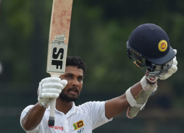 Chandimal and Matthews centuries frustrate India - day 3 report