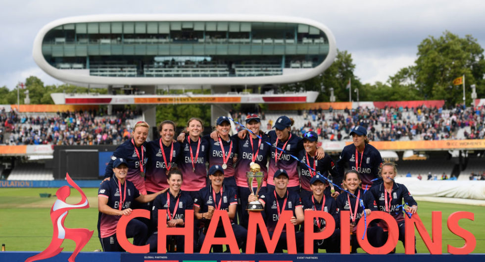 New Year's Honours For England Women's Cricketers