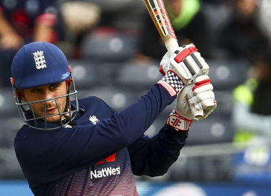 Alex Hales set for England return