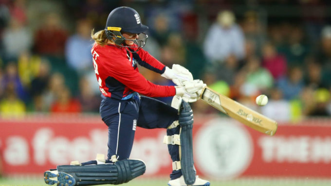 England name enlarged T20 squad for tri-series
