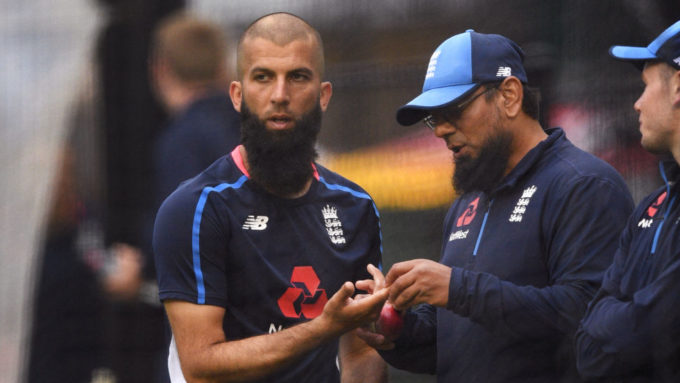 Moeen Ali won't bowl in warm-up match due to finger injury