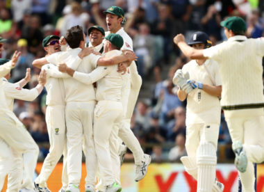 Australia thrash England in Perth to regain the Ashes