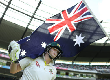 England dig deep but Smith juggernaut rolls on