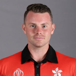 Hong Kong cricketer