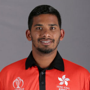 Hong Kong cricketer