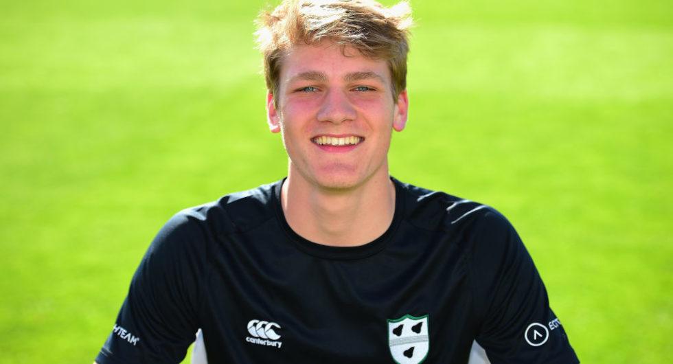 Dillon Pennington/England U19's