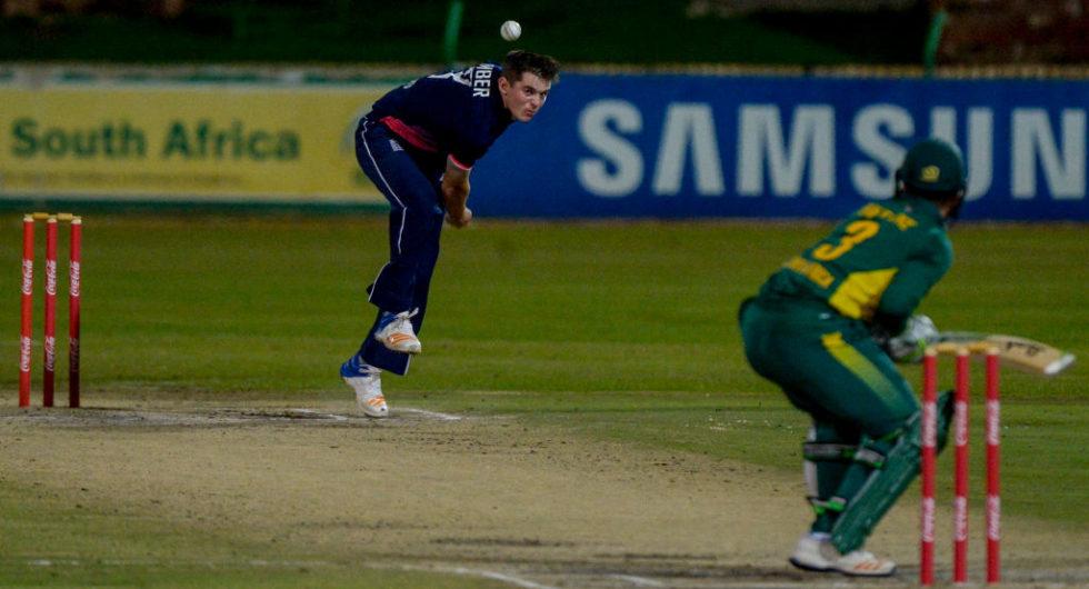 Ethan Bamber/England U19's