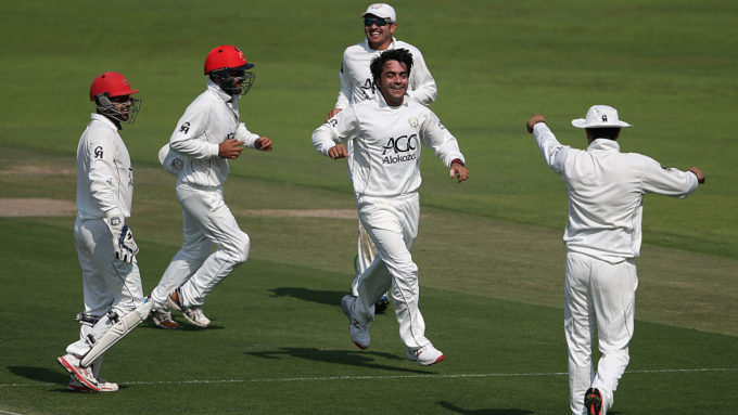 Afghanistan to make Test debut against India in June