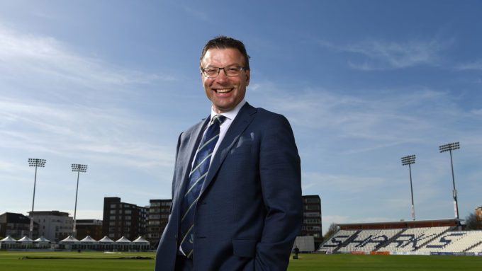 County Championship 'a mess' says Sussex chief exec Rob Andrew