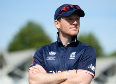 Eoin Morgan: 'I struggle horrifically when I'm out of form'