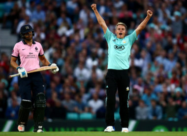 Sam Curran joins brother Tom in England's T20I tri-series squad