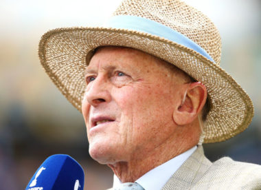 An audience with Geoffrey Boycott