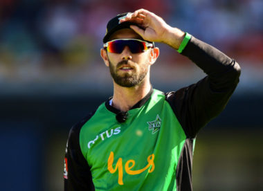 Glenn Maxwell dropped from Australia ODI squad