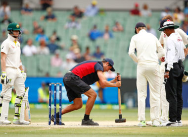 MCG pitch rated 'poor' by ICC with demerit points set to be introduced